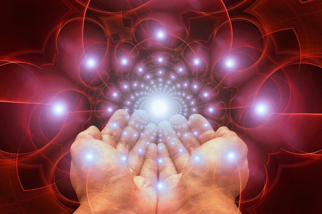 verbinden heilen theta healing