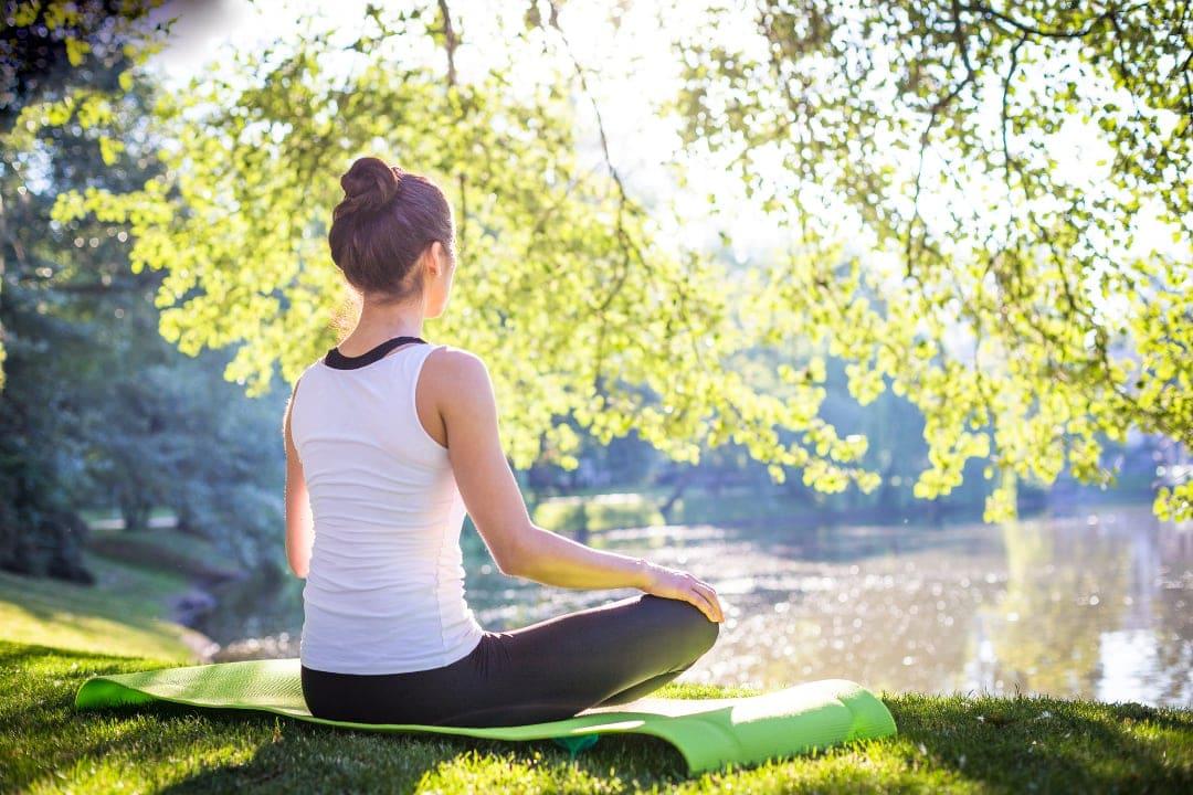 Heilung Meditieren
